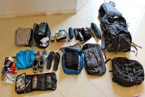 Comment faire son sac de voyage? Nos conseils!