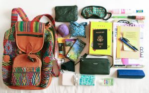 Quoi apporter en voyage sac à dos??